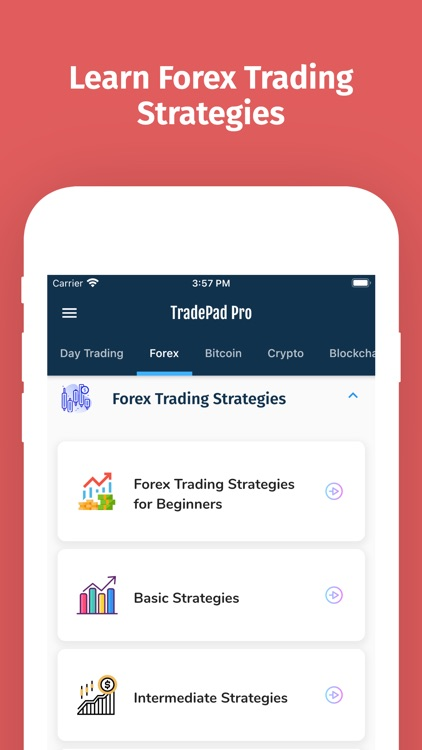 Learn Day Trading & Forex 2021 screenshot-4