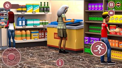 Granny Mother Family simulator Screenshot on iOS