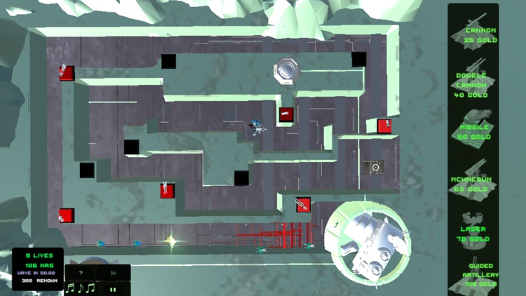Moon Tower Defense XL screenshot-3