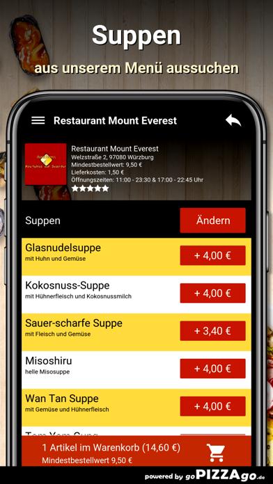 Mount Everest Würzburg screenshot 5
