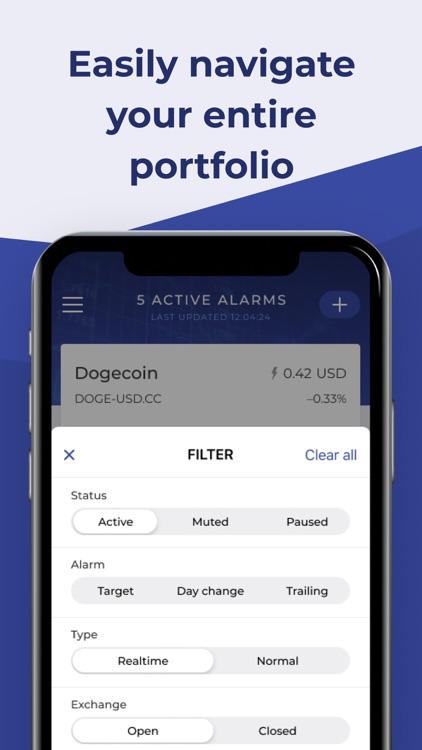 Stock Alert: Market tracker screenshot-5