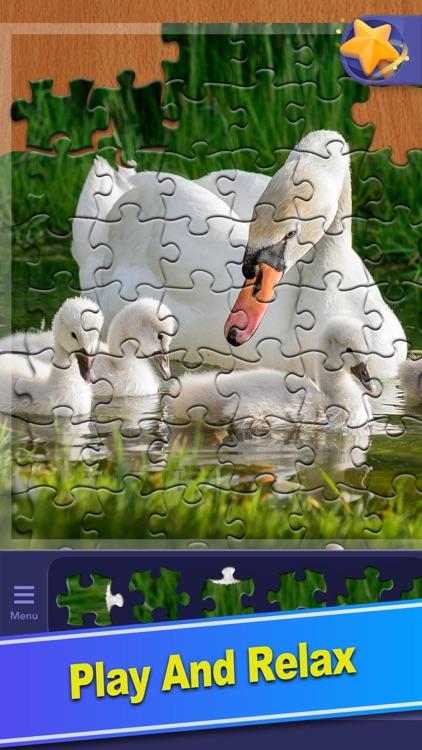 ColorPlanet® Jigsaw Puzzle HD screenshot-4