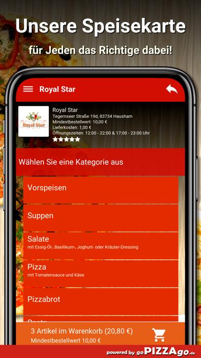 Royal-Star Hausham screenshot 4