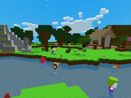 Block Craft World: Craft.io screenshot 7