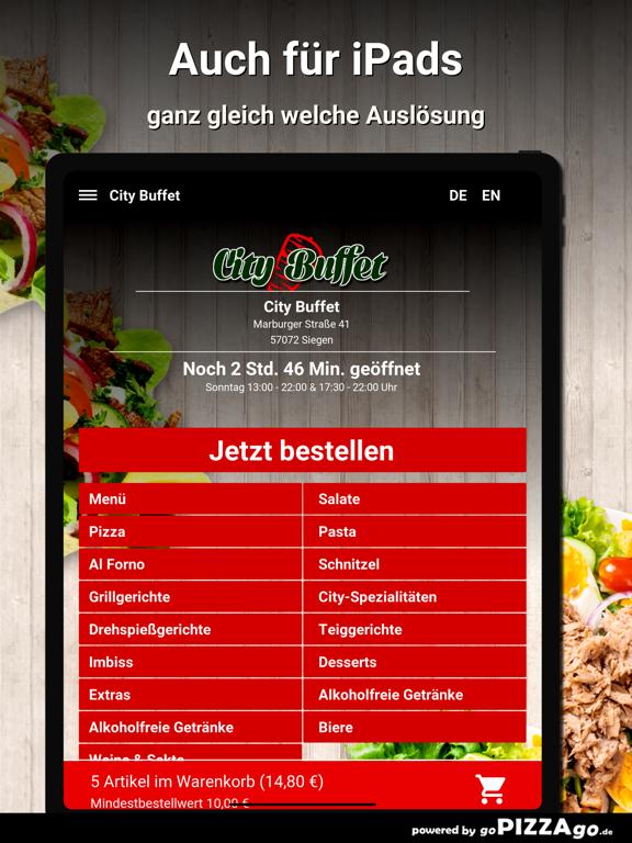 City Buffet Siegen screenshot 7