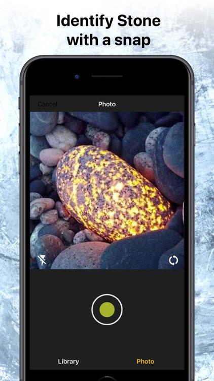 Rock Identifier Stone Scanner