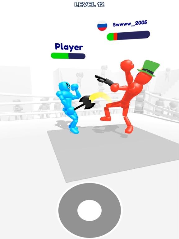 Stickman Ragdoll Fighter screenshot 9