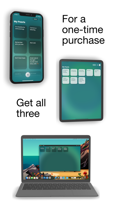 Pearl: Wellness Reminders screenshot 2