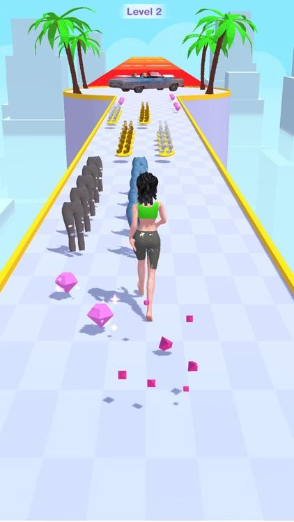 DressUp Run!