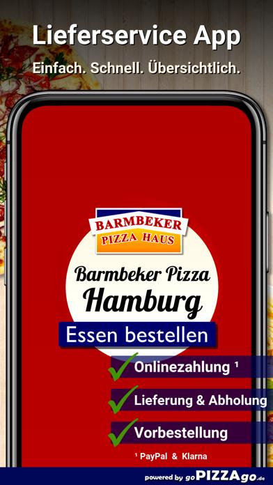 Barmbeker Pizza Haus Hamburg screenshot 2