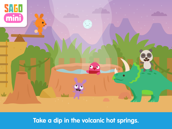 Sago Mini Dinosaursのおすすめ画像5