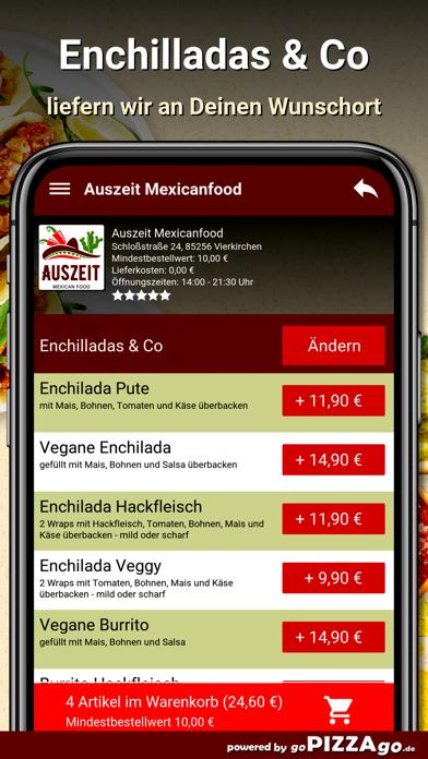 Auszeit Mexicanfood Vierkirche screenshot 6