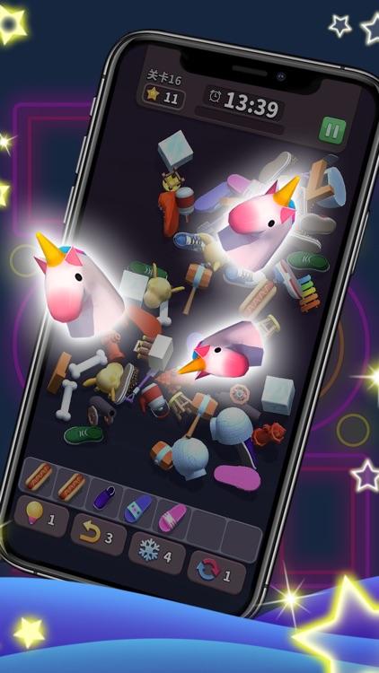 方块爱消除3D - 3D消除游戏 screenshot-3