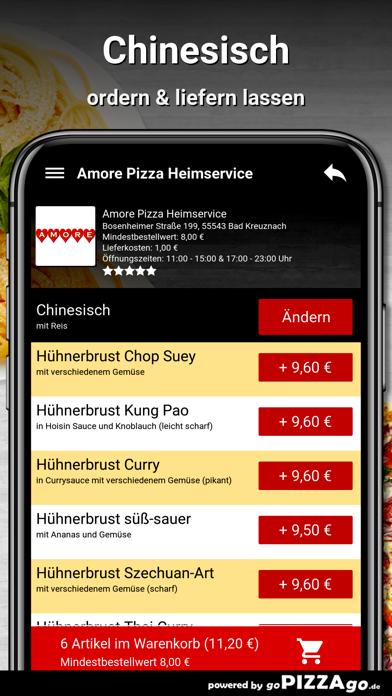 Amore Pizza Bad Kreuznach screenshot 6