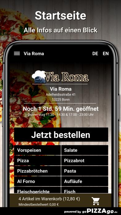 Via Roma Bonn screenshot 2