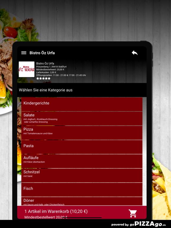 Bistro Öz Urfa Staßfurt screenshot 8