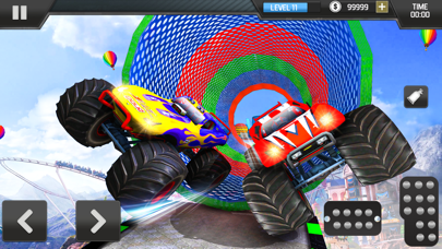 Mega Ramp Ultimate Car Stunts紹介画像2