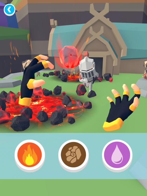 Magic Hands! screenshot 6