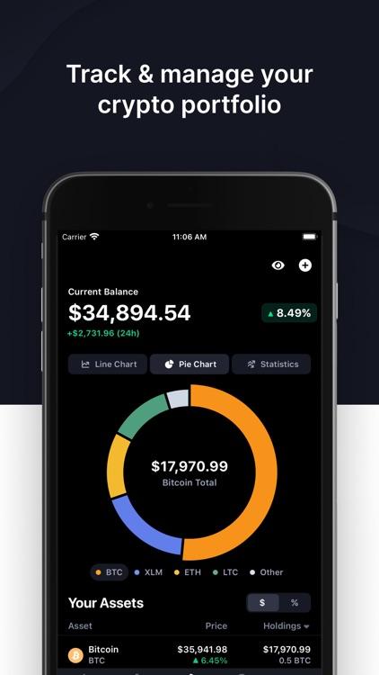CoinMarketCap: Crypto Tracker screenshot-3