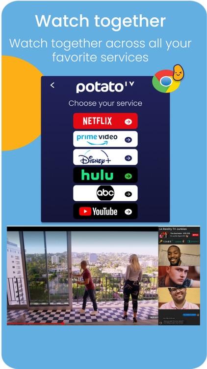 potato TV screenshot-3