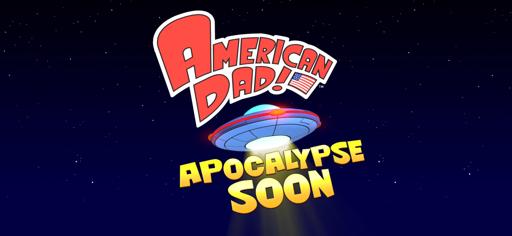 American Dad! Apocalypse Soon store video