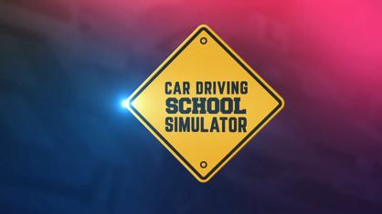Car Driving School Simulator App 视频