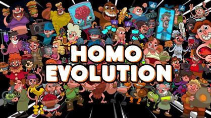Homo 进化 App 视频