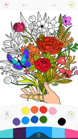 Colorfy Boyama Kitabi Revenue Download Estimates Apple App