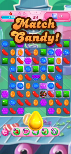 Candy Crush Saga store video