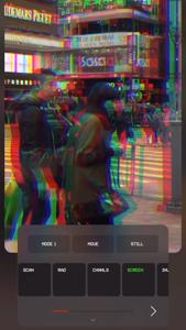 Glitché App 视频
