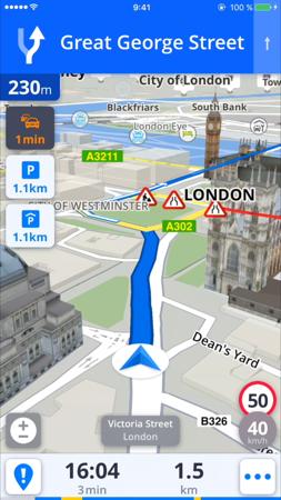 Sygic Europe - GPS Navigation - Revenue & Download estimates - Apple
