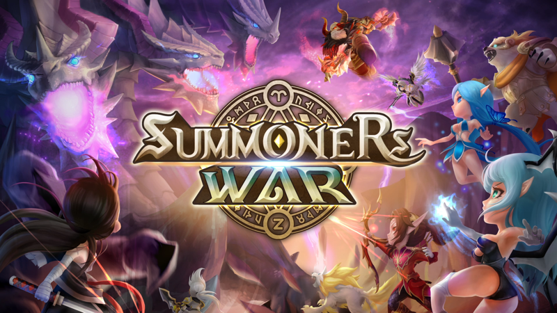 how big is summoners war