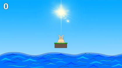 平台 料斗 - 无尽 兔 跳 游戏 所 把 反应 和 本能反应 速度 到 的 测试 App 视频