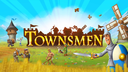 Townsmen Premium App 视频