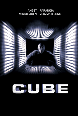 Vincenzo Natali - Cube Grafik