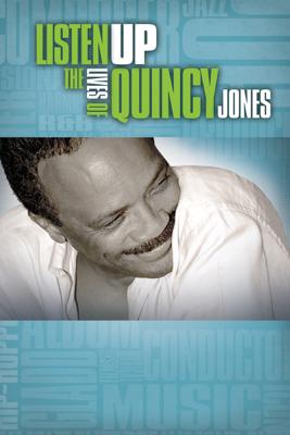 Ellen Weissbrod - Listen Up! Die Leben des Quincy Jones Grafik