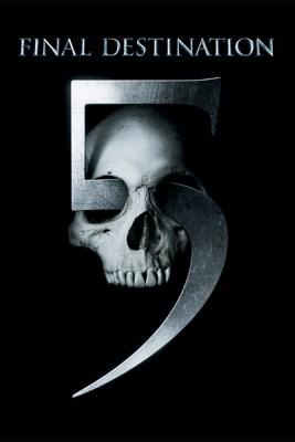Steven Quale - Final Destination 5  artwork