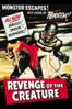 Jack Arnold - Revenge of the Creature  artwork