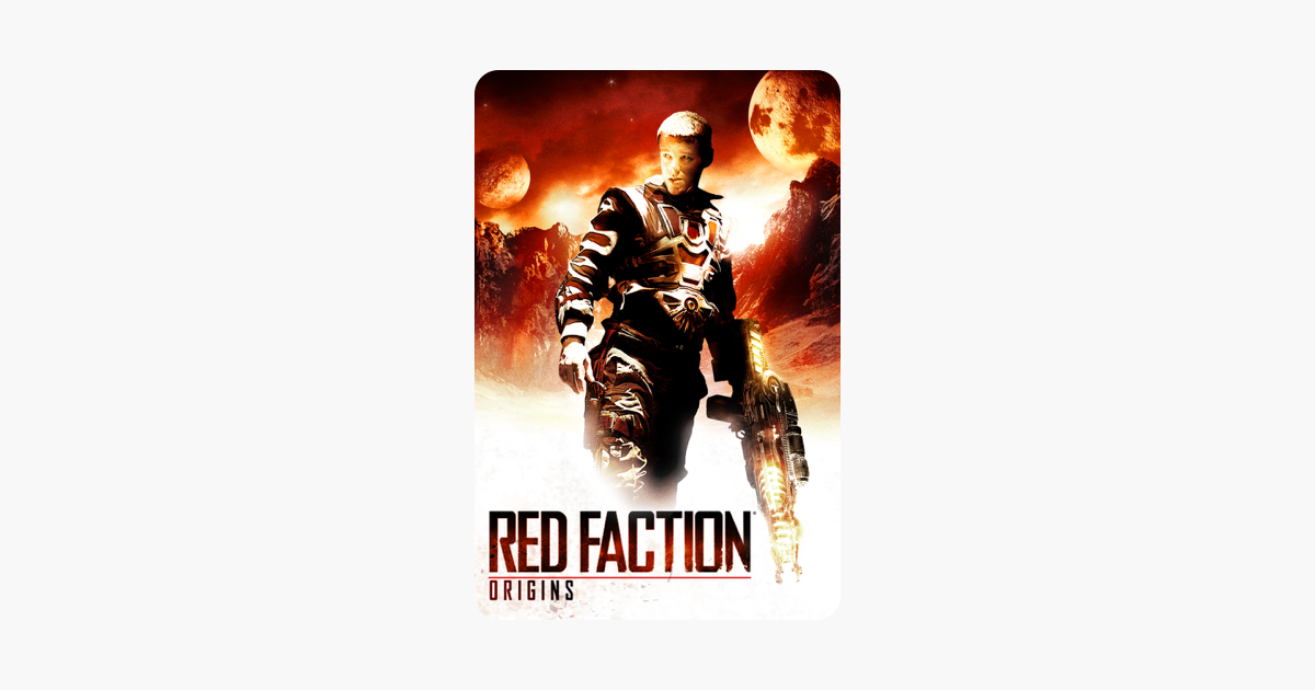 Red Faction Origins On Itunes
