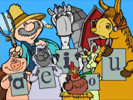 Old MacDonald's Vowels - Waterford's Rusty & Rosy and Friends