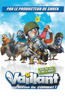 Gary Chapman - Vaillant - Pigeon de combat illustration