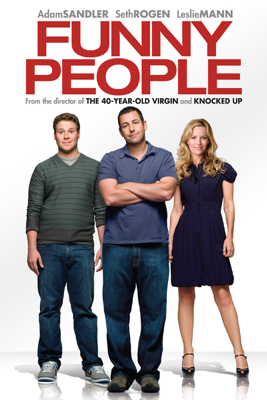 Funny People (2009) HD Download