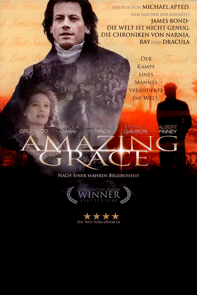 michael apteds amazing grace - 400×600