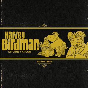Harvey Birdman: Attorney At Law, Season 3