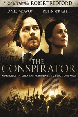 the conspirator robert redford