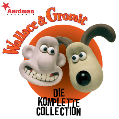 Die komplette Collection - Wallace & Gromit