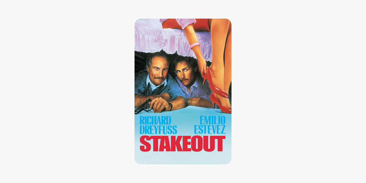 stakeout (1987 film)