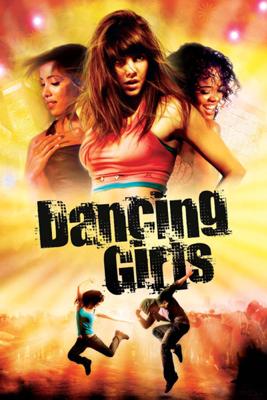 Darren Grant - Dancing Girls illustration