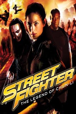 Streetfighter The Legend Of Chun Li On Itunes
