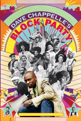 Michel Gondry - Dave Chappelle's Block Party Grafik
